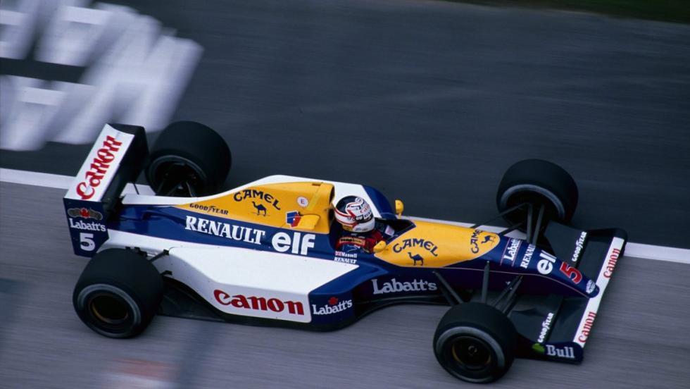Renault en F1 - 1991