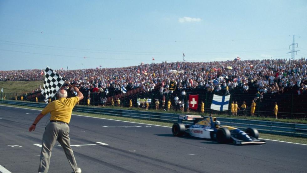 Renault en F1 - 1993