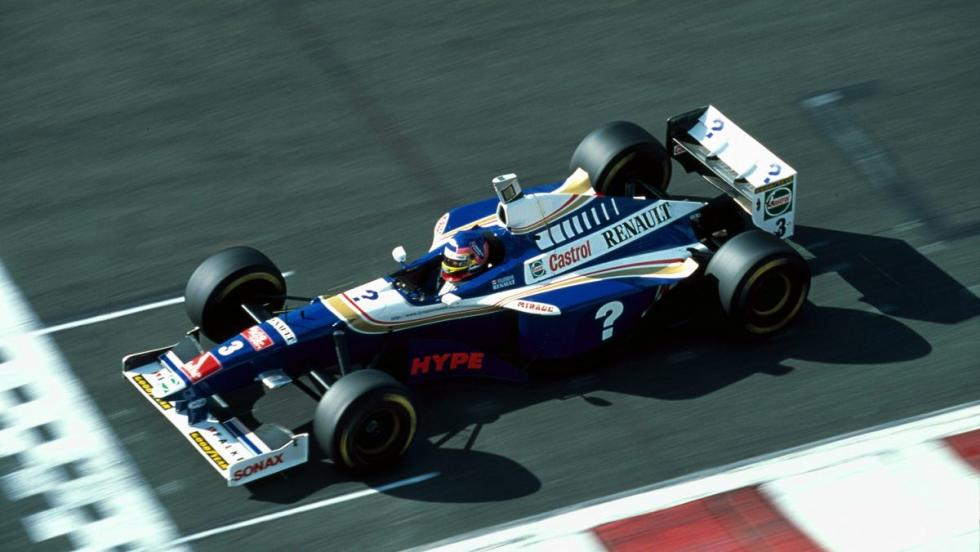 Renault en F1 - 1997