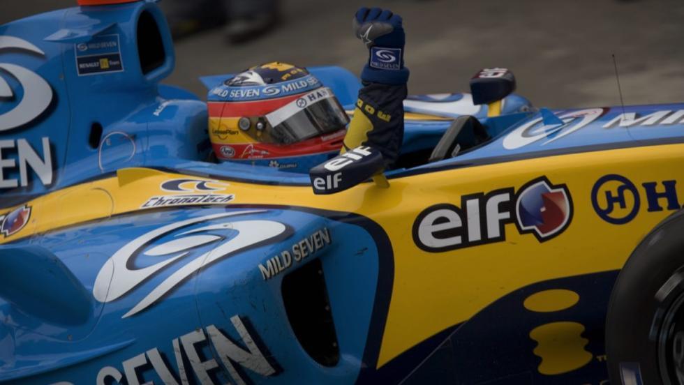 Renault en F1 - 2005