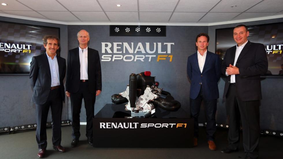 Renault en F1 - 2013
