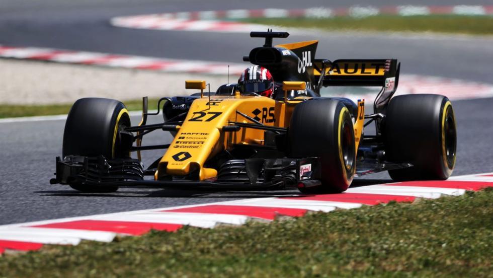 Renault en F1 - 2017