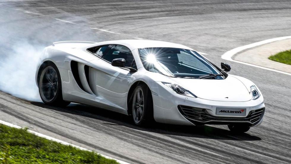 superdeportivos McLaren MP4-12C