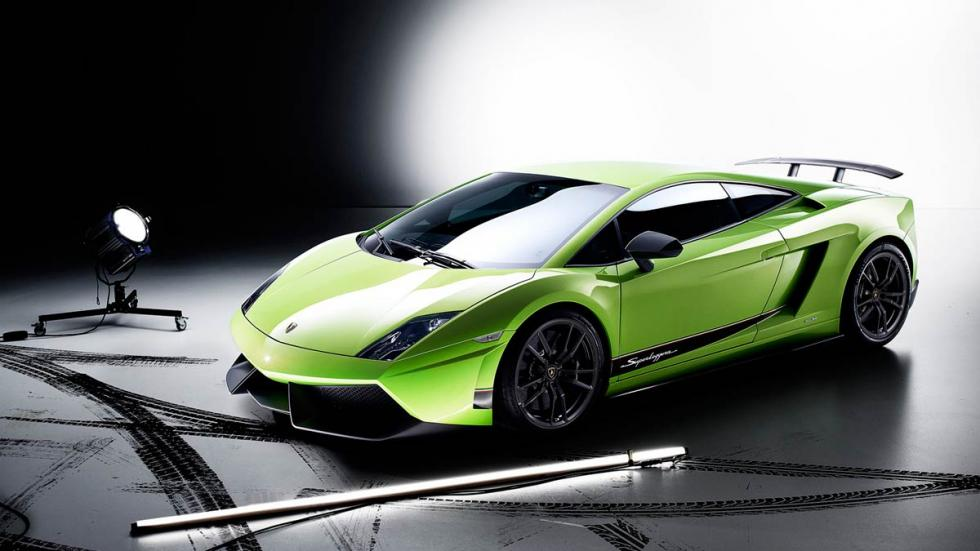 superdeportivos Lamborghini Gallardo LP570-4 Superleggera