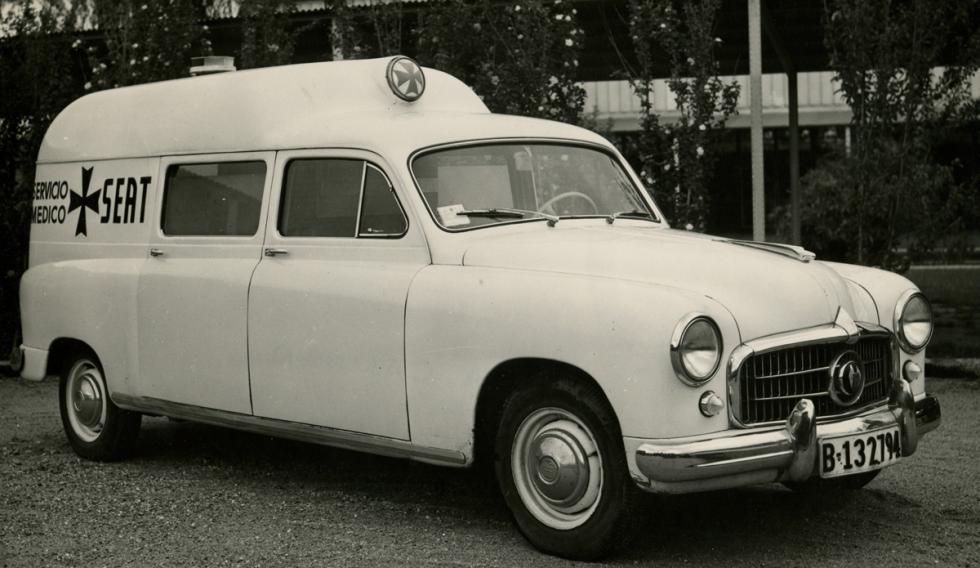Seat 1400 ambulancia