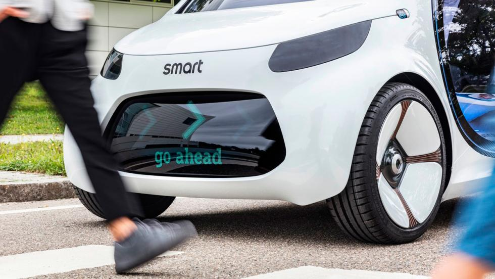 Smart Vision EQ Fortwo Concept (V)