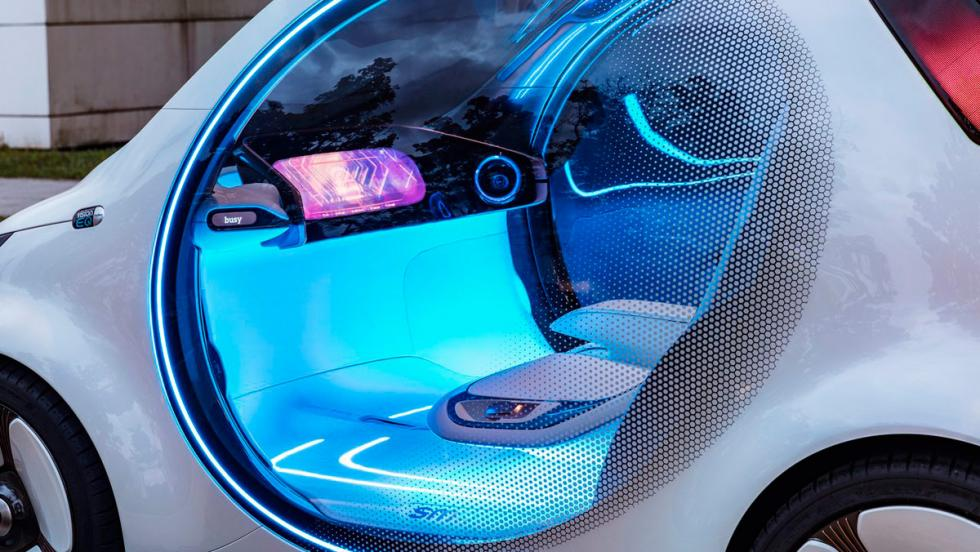 Smart Vision EQ Fortwo Concept (VII)