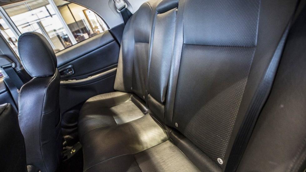 El Subaru Impreza de Baby Driver