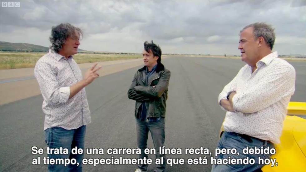 Top Gear TV: deportivos en España