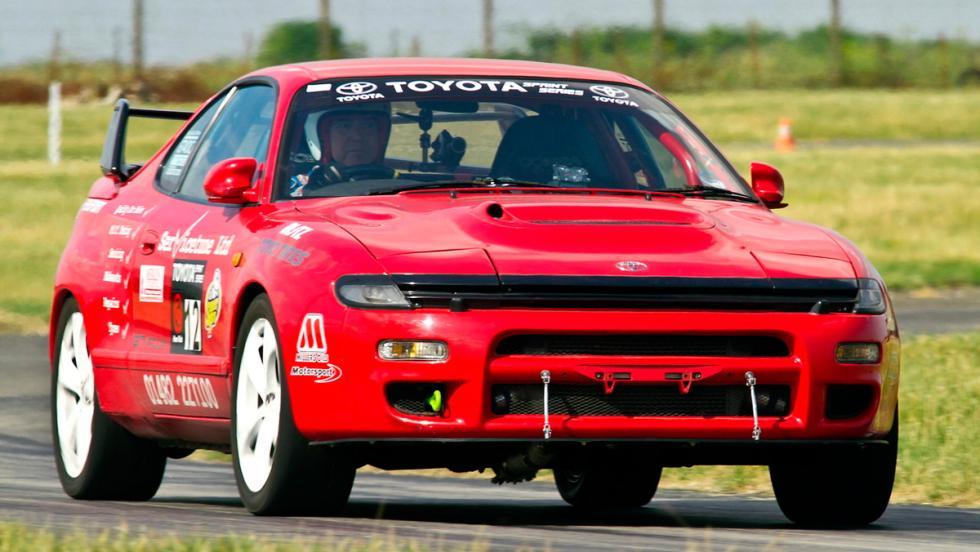 Toyota Celica (IV)
