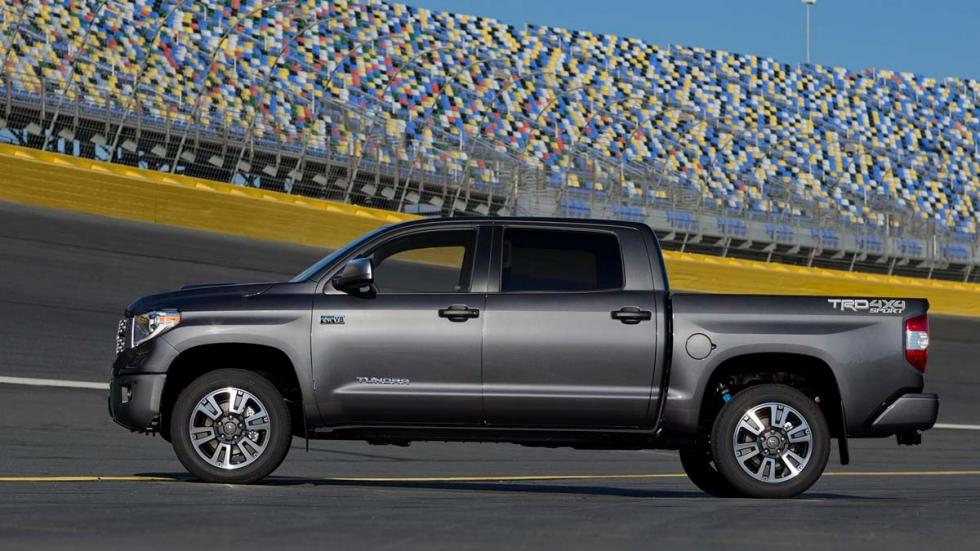 Toyota Tundra pick-up todoterreno eeuu grande