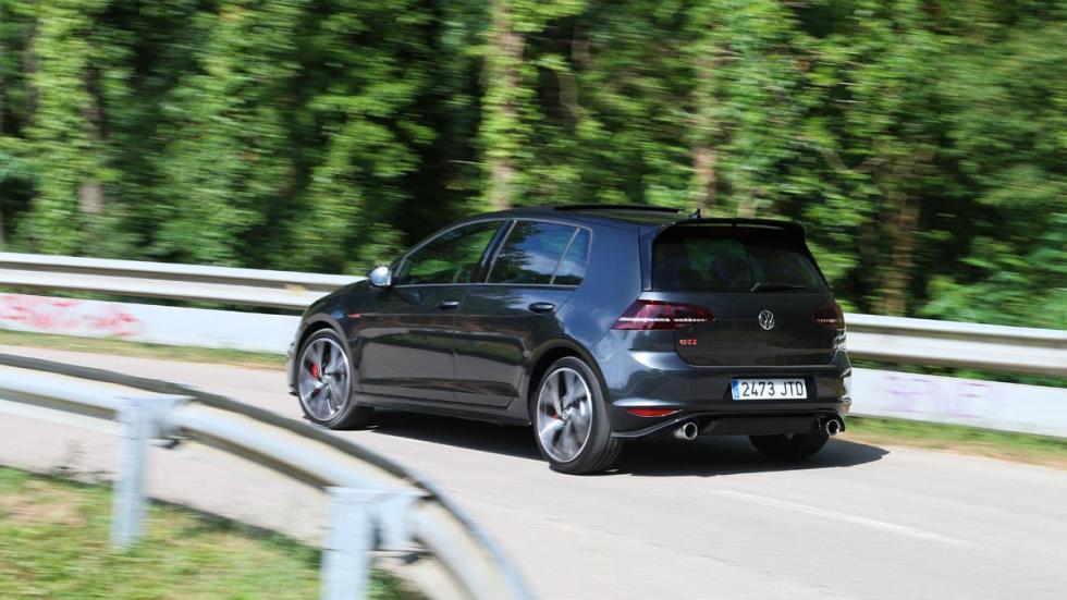 Volkswagen Golf GTI Clubsport compacto deportivo