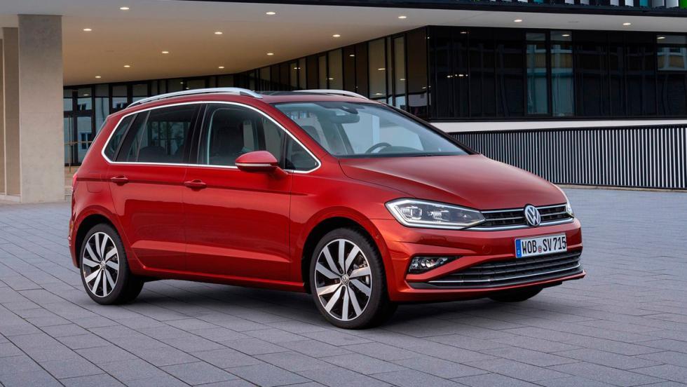 Volkswagen Golf Sportsvan 2017 (II)