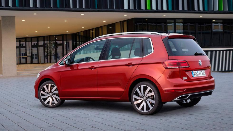 Volkswagen Golf Sportsvan 2017 (V)