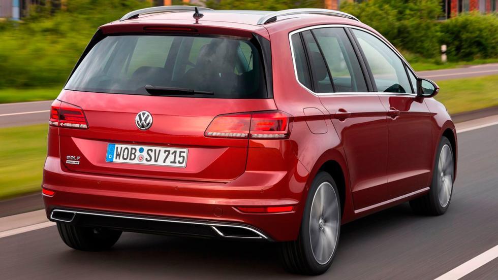 Volkswagen Golf Sportsvan 2017 (VI)