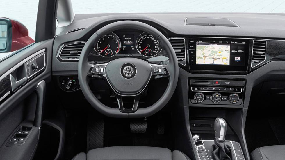 Volkswagen Golf Sportsvan 2017 (VII)