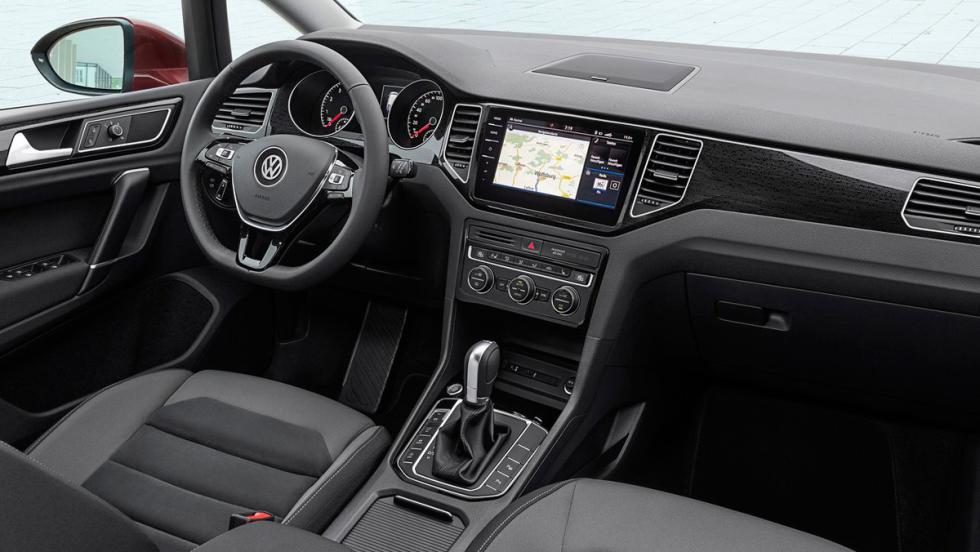 Volkswagen Golf Sportsvan 2017 (VIII)
