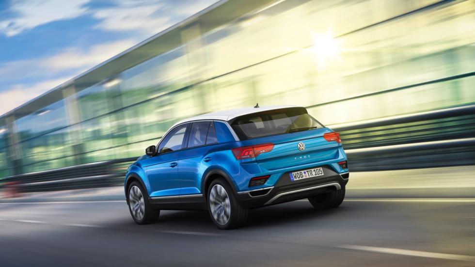 Volkswagen T-Roc zaga