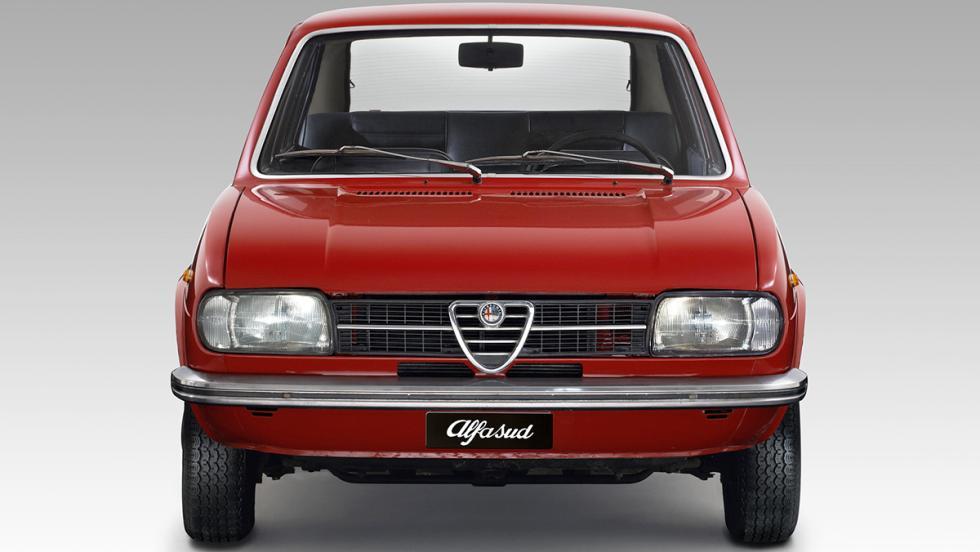 5 Alfa Romeo que nadie conoce - Alfa Romeo Alfasud