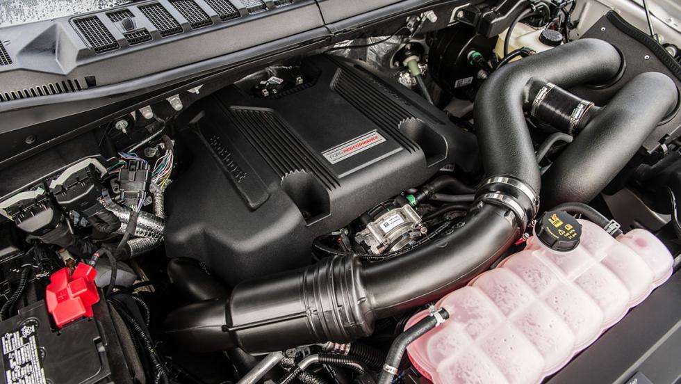 5 coches con los que debería patrullar la Guardia Civil - Hennessey Velocirraptor 600 Twin Turbo