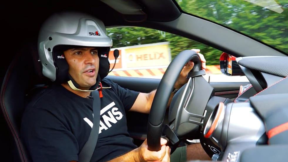 Las 5 mejores pruebas de Ferrari hechas por Chris Harris