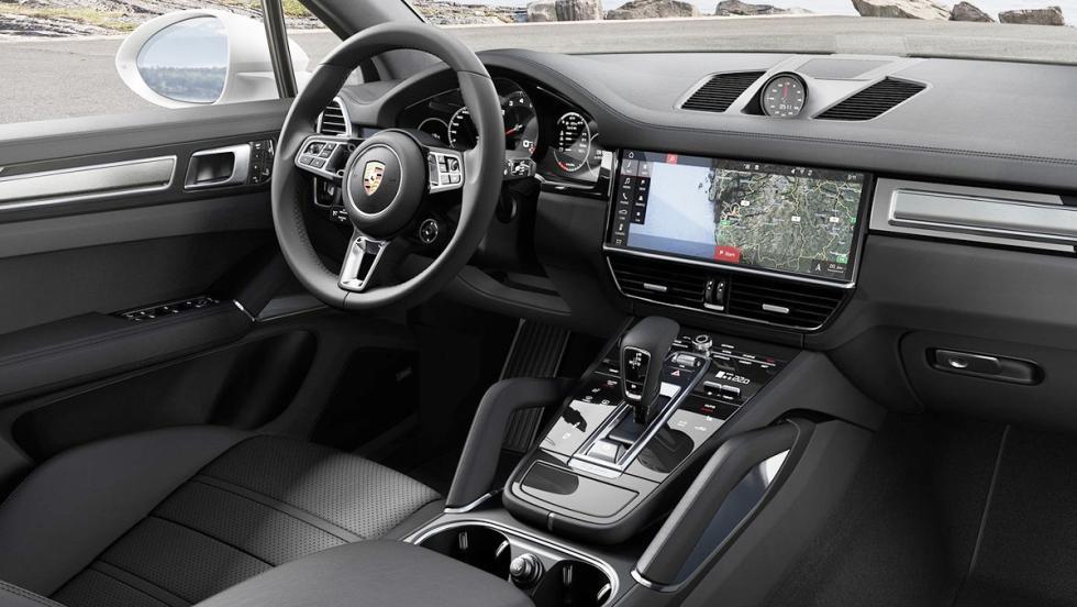 5 tecnologías del Porsche 911 presentes en el nuevo Cayenne 2018 - Sport Chrono