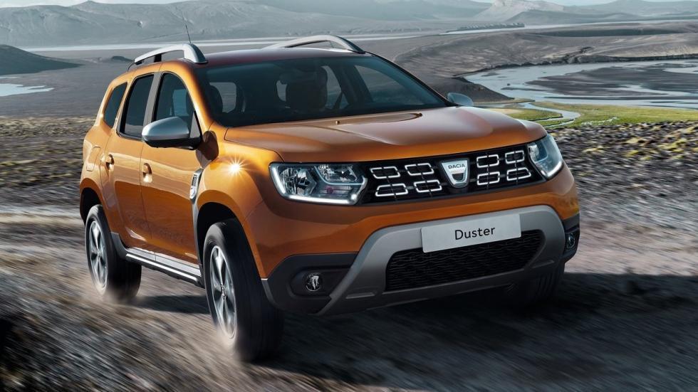 5 Virtudes ty un defecto Dacia Duster 2018