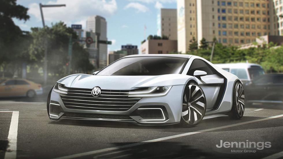 Así serían los superdeportivos si cada marca tuviera el suyo - Volkswagen