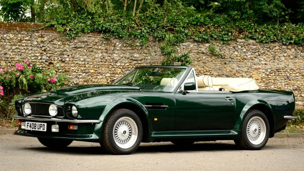 Aston Martin V8 Vantage Volante James Bond