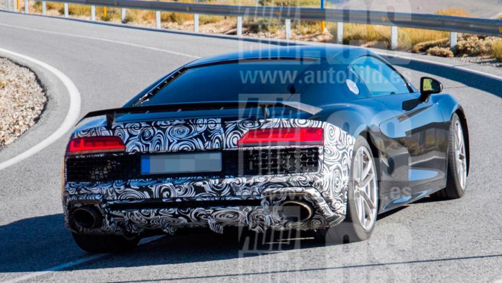 Audi R8 V6 2018 (IV)