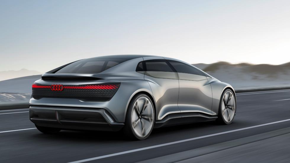 Audi Aicon (III)