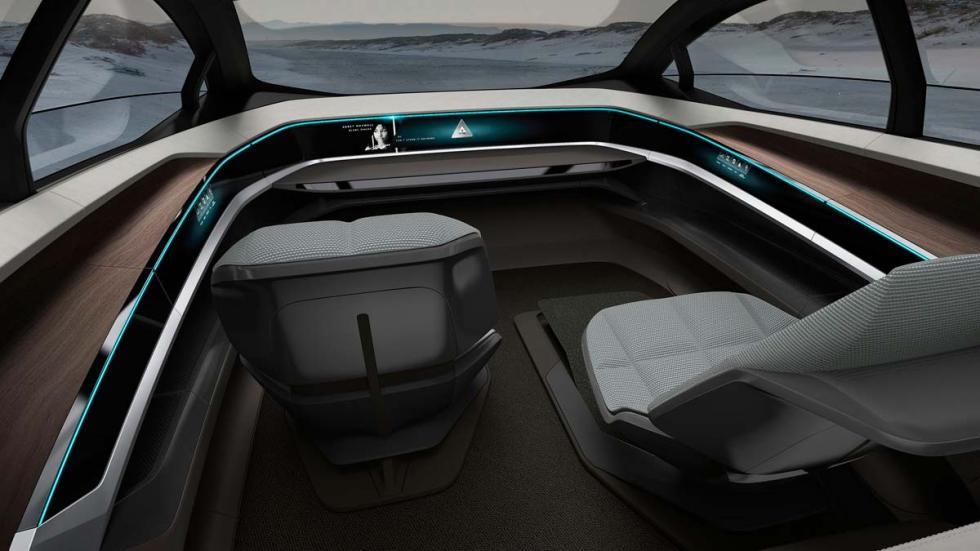 Audi Aicon coche autonomo