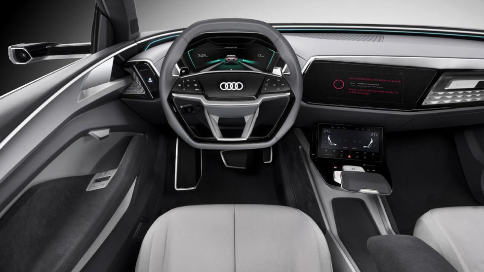 Audi Elaine Concept (V)