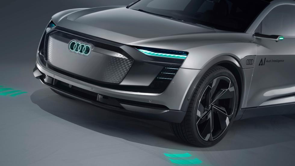 Audi Elaine Concept (VIII)