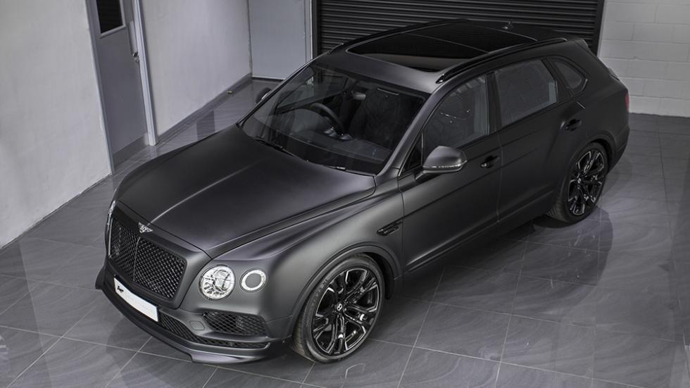 Bentley Bentayga 'Le Mans Edition' Kahn Design