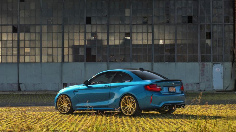 BMW M2 con llantas Vossen