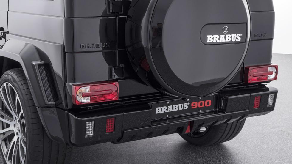 Brabus 900 One of Ten