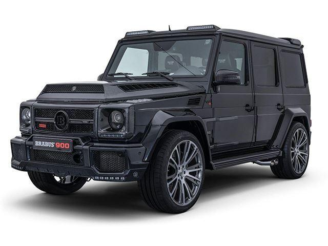 Brabus 900 'One of Ten'