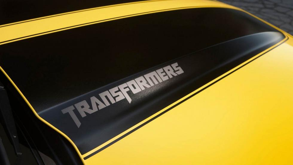 Chevrolet Camaro Transformers deportivo eeuu