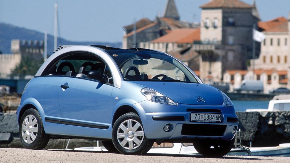 Citroën C3 Pluriel