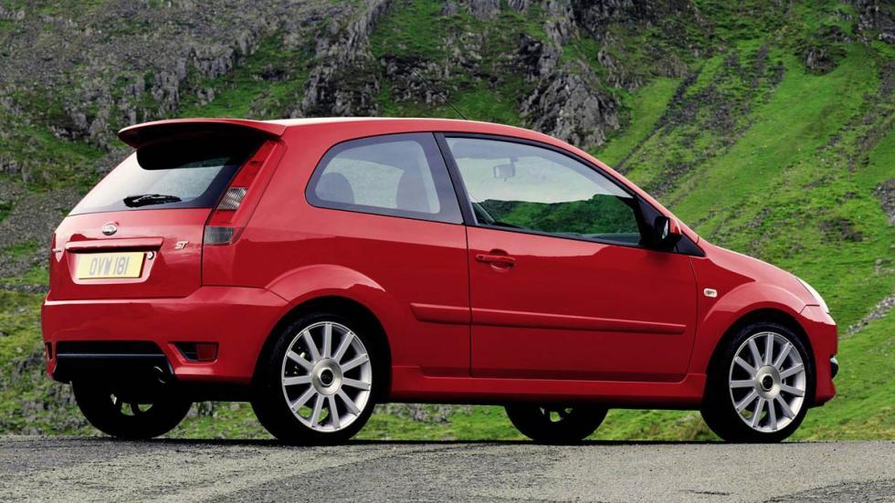 Ford Fiesta ST utilitario deportivo barato