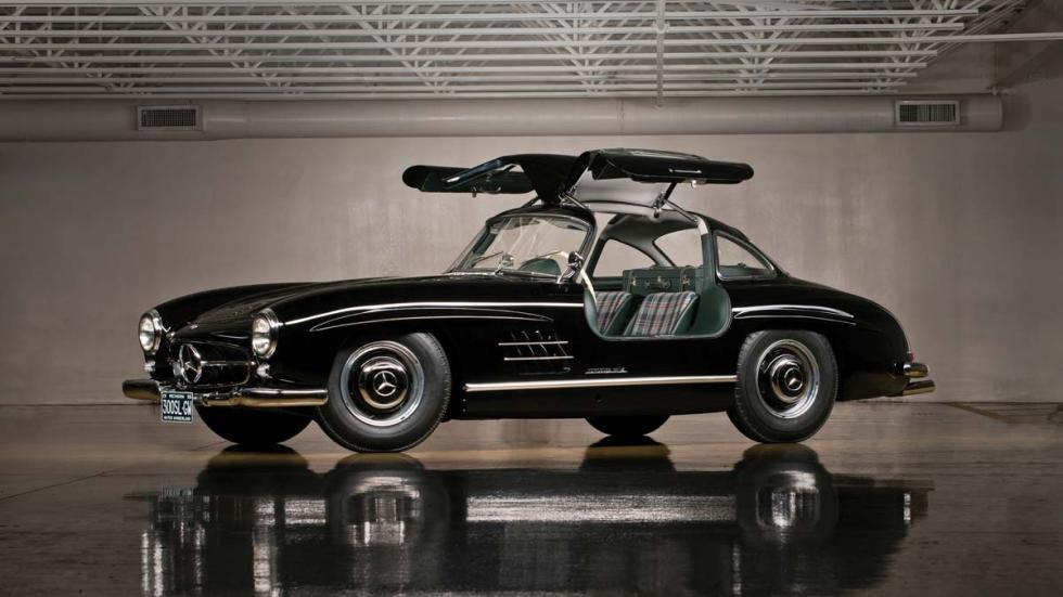 Mercedes 300 SL Gullwing deportivo clásico