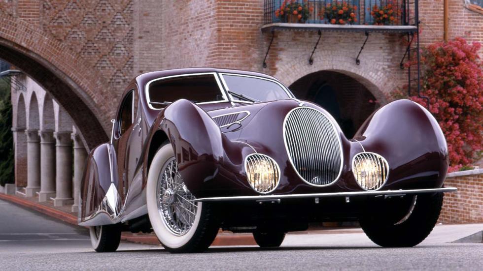 Talbot-Lago T150C SS Figone & Falaschi