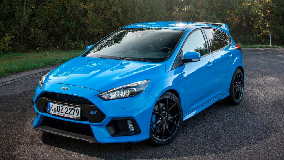 Coches para carreteras secundarias: Ford Focus RS (I)