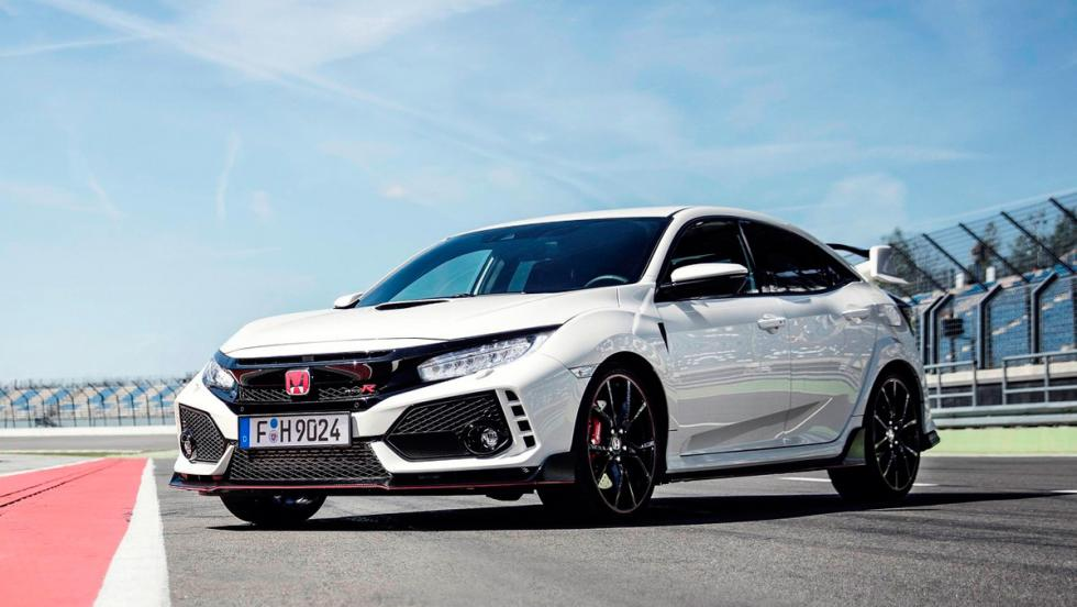 Coches para carreteras secundarias: Honda Civic Type R (I)