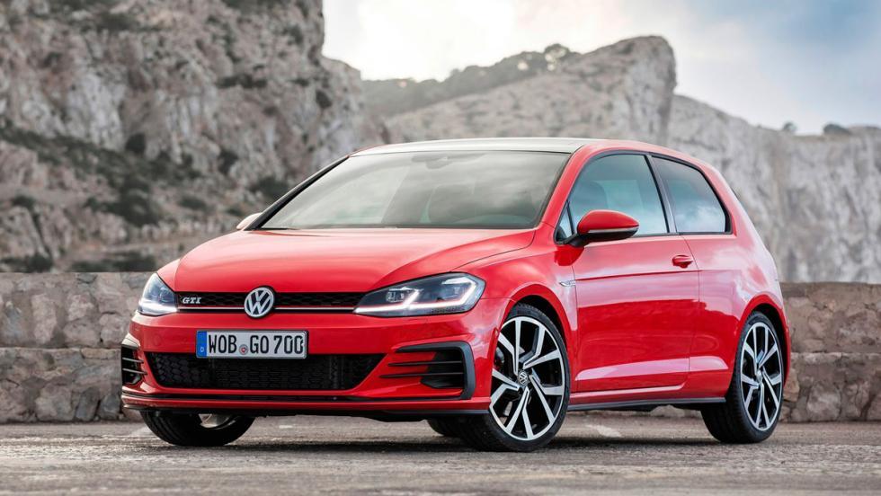 Coches para carreteras secundarias: Volkswagen Golf GTI (I)