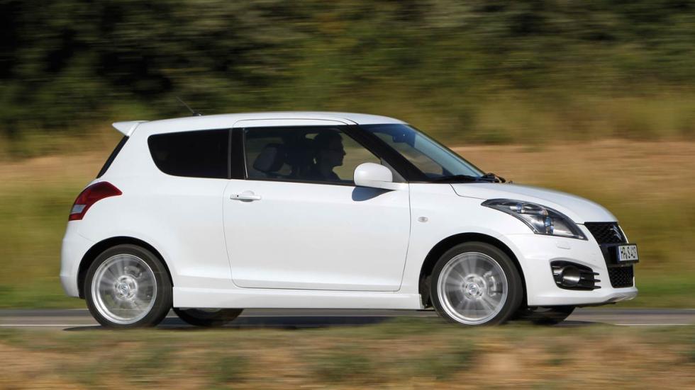 Suzuki Swift Sport deportivo compacto barato