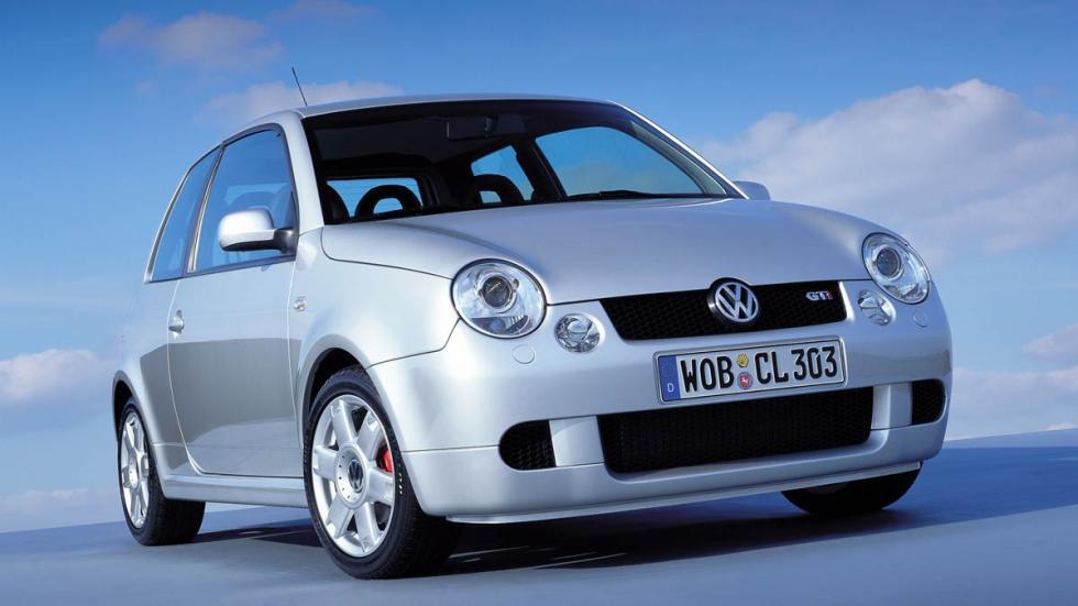 Volkswagen Lupo GTI deportivo racing utilitario