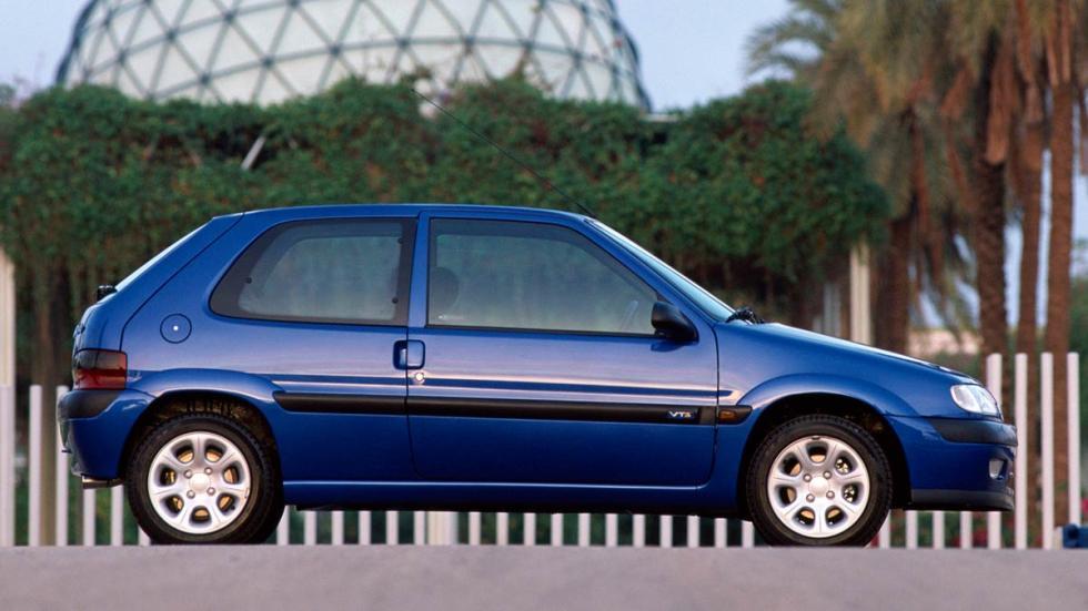 Citroën Saxo VTS utilitario deportivo divertido barato