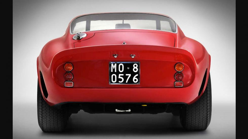 Ferrari 250 GTO deportivo clásico bonito